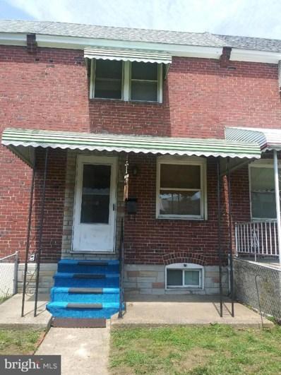 3718 10TH Street, Baltimore, MD 21225 - #: MDBA555382