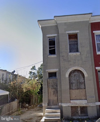 902 Appleton Street, Baltimore, MD 21217 - #: MDBA555408