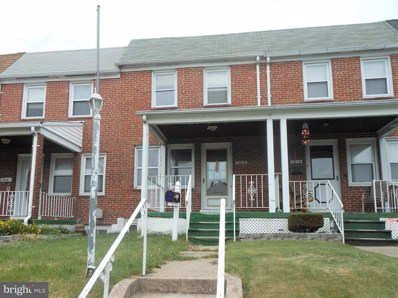 1616 Searles Road, Baltimore, MD 21222 - #: MDBC100013