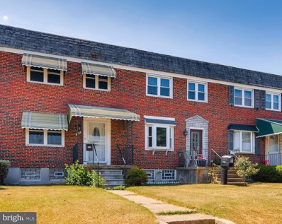 1854 Church Road, Baltimore, MD 21222 - #: MDBC100187