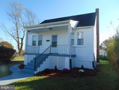 13 Lincoln Ave, Catonsville, MD 21228 - MLS#: MDBC100570