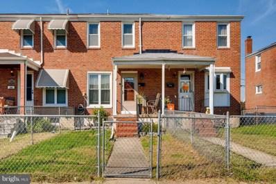 7908 St Monica Drive, Baltimore, MD 21222 - MLS#: MDBC100670