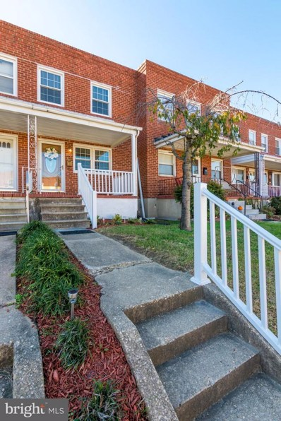 8109 Gray Haven Road, Baltimore, MD 21222 - #: MDBC100754