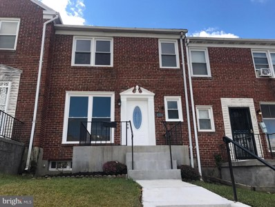 1231 Stella Drive, Baltimore, MD 21207 - #: MDBC100808