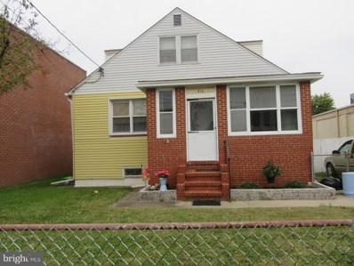 312 German Hill Road, Baltimore, MD 21222 - MLS#: MDBC100818
