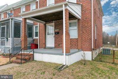 7512 Ives Lane, Baltimore, MD 21222 - #: MDBC101280