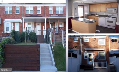 437 Torner Road, Baltimore, MD 21221 - #: MDBC101560