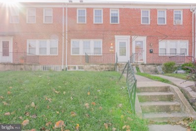 1938 Edgewood Road, Baltimore, MD 21286 - #: MDBC101616