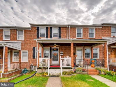 7231 Gough Street, Baltimore, MD 21224 - MLS#: MDBC101650