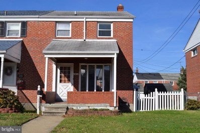 2012 Holborn Road, Baltimore, MD 21222 - #: MDBC101660