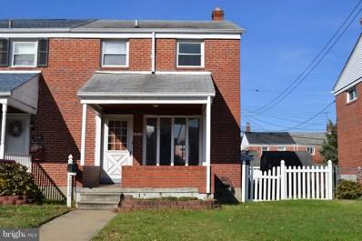 2012 Holborn Road, Baltimore, MD 21222 - #: MDBC101660