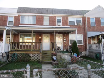 904 Elton Avenue, Baltimore, MD 21224 - MLS#: MDBC101760