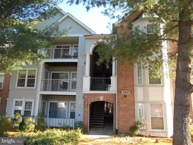 4402 Silverbrook Lane UNIT D302, Owings Mills, MD 21117 - #: MDBC101946