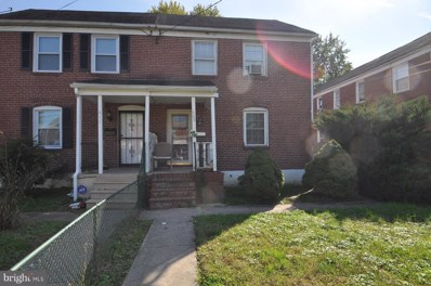 609 Delaware Avenue, Baltimore, MD 21221 - MLS#: MDBC102028