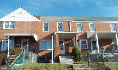 627 Aldworth Road, Baltimore, MD 21222 - #: MDBC102192