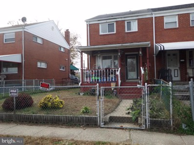 8309 Kavanagh Road, Baltimore, MD 21222 - #: MDBC102438