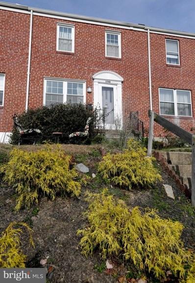 1740 Pin Oak Road, Baltimore, MD 21234 - MLS#: MDBC125484