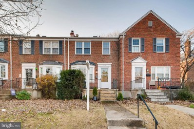 7018 Heathfield Road, Baltimore, MD 21212 - MLS#: MDBC125978
