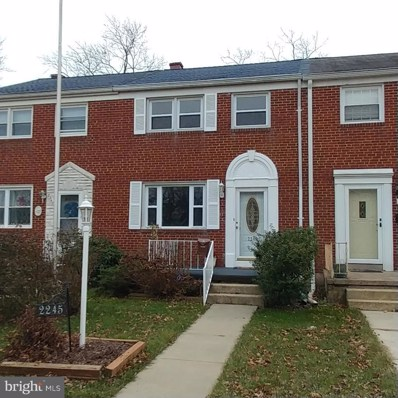 2245 Ellen Avenue, Baltimore, MD 21234 - #: MDBC144232