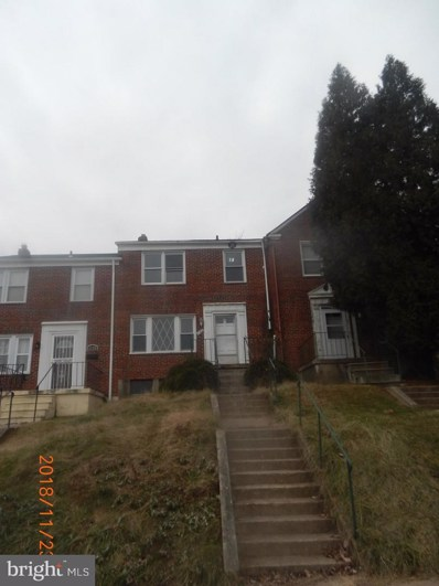 1182 Newfield Road, Baltimore, MD 21207 - #: MDBC151396