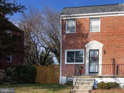 5416 Channing Road, Baltimore, MD 21229 - #: MDBC177270