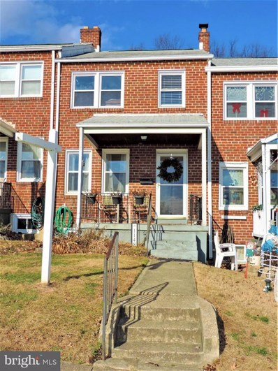 1148 Elm Road, Halethorpe, MD 21227 - #: MDBC186478