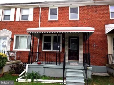 447 Oakwood Road, Baltimore, MD 21222 - #: MDBC194330