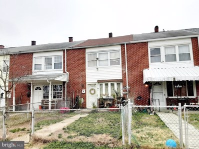 2051 Larkhall Road, Baltimore, MD 21222 - #: MDBC2000026