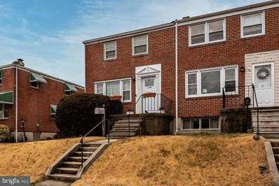 1124 Gloria Avenue, Baltimore, MD 21227 - #: MDBC2000046