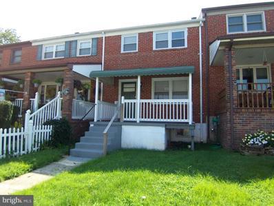 1529 Hopewell Avenue, Baltimore, MD 21221 - #: MDBC2000403