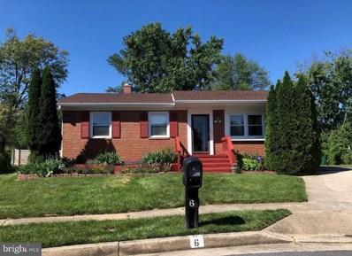 6 Ivybrook Court, Randallstown, MD 21133 - #: MDBC2000476