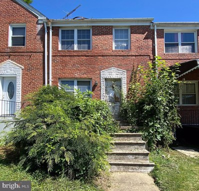 5510 Channing Road, Baltimore, MD 21229 - #: MDBC2000522