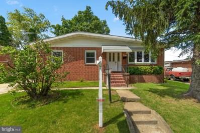 7413 Castlemoor Road, Baltimore, MD 21244 - #: MDBC2000602