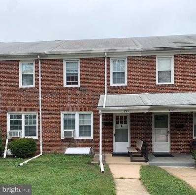 915 Maiden Choice Lane, Baltimore, MD 21229 - #: MDBC2000635