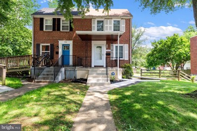 7153 Greenwood Avenue, Baltimore, MD 21206 - #: MDBC2000964