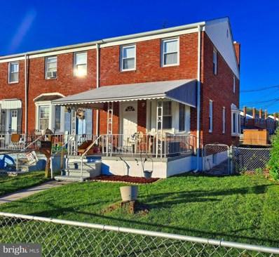 8511 Kavanagh Road, Baltimore, MD 21222 - #: MDBC2001224