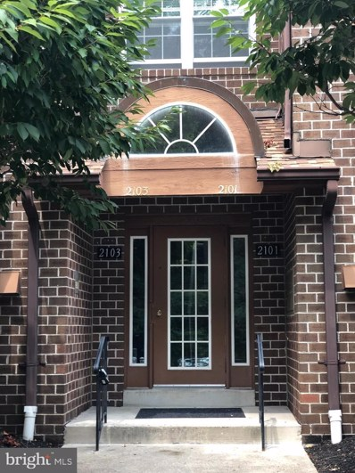 2103 Woodbox Lane UNIT B, Baltimore, MD 21209 - #: MDBC2001660