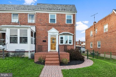 7746 Wynbrook Road, Baltimore, MD 21224 - #: MDBC2001918