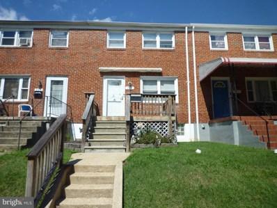 207 Southeastern Terrace, Baltimore, MD 21221 - #: MDBC2002306