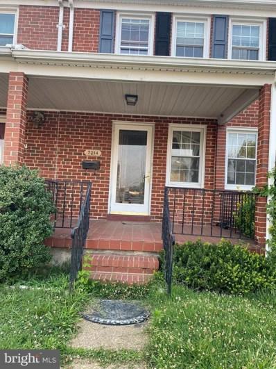 7214 Bridgewood Drive, Baltimore, MD 21224 - #: MDBC2003086