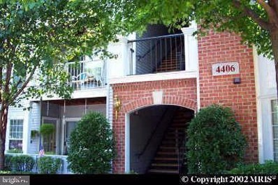 4406 Silverbrook Lane UNIT J, Owings Mills, MD 21117 - #: MDBC2003870