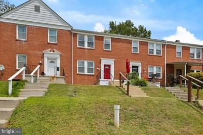 129 Nunnery Lane, Baltimore, MD 21228 - #: MDBC2003984