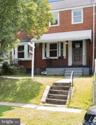 166 Orville Road, Baltimore, MD 21221 - #: MDBC2004088