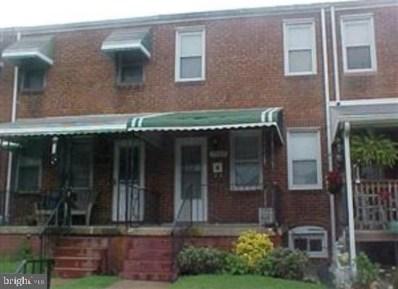7722 Gough Street, Baltimore, MD 21224 - #: MDBC2004546
