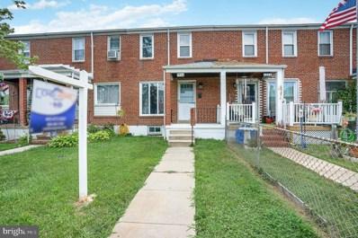 7858 Saint Fabian Lane, Baltimore, MD 21222 - MLS#: MDBC2004876
