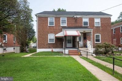 619 Delaware Avenue, Essex, MD 21221 - #: MDBC2005036