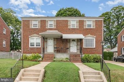 106 Sipple Avenue, Baltimore, MD 21236 - #: MDBC2005496