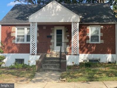 7811 Wendover Avenue, Baltimore, MD 21234 - #: MDBC2005884