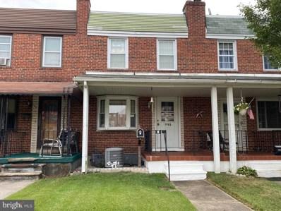 1923 Searles Road, Baltimore, MD 21222 - #: MDBC2005910