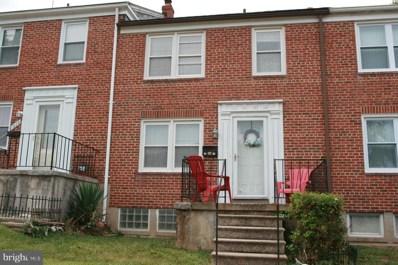 1622 Kirkwood Road, Baltimore, MD 21207 - #: MDBC2006614